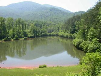 Hickorynut Cove annual lease RV sites Resort in Hiawassee in